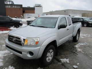 Used 2009 Toyota Tacoma SR5~MANUAL~EXTRA CLEAN~CERTIFIED for sale in Toronto, ON
