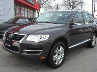 Used 2009 Volkswagen Touareg VR6 AWD for sale in London, ON