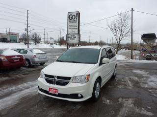 Used 2011 Dodge Grand Caravan Crew,Top of the line, remote starter for sale in Kitchener, ON