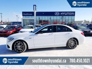 Used 2016 Mercedes-Benz C-Class C 450 AMG/2SETS OF TIRES/TWIN TURBO 362HP for sale in Edmonton, AB