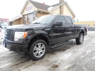Used 2014 Ford F-150 STX 4X4 Extended Cab 3.7L V6 Certified 179,000KMs for sale in Rexdale, ON
