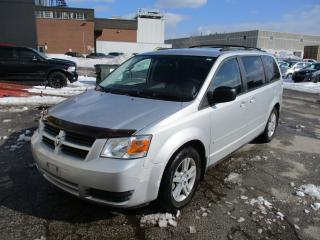 Used 2010 Dodge Grand Caravan SE~STOW'n'Go~LOW MILEAGE~CERTIFIED for sale in Toronto, ON
