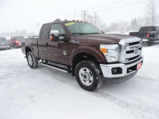 Used 2011 Ford F-250 XLT. Diesel. 4X4. Ready to tow. for sale in Gorrie, ON