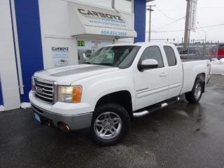 Used 2009 GMC Sierra 1500 Z71 4x4, GFX Package, Ext Cab 6.5 Box, 5.3L V8 for sale in Langley, BC