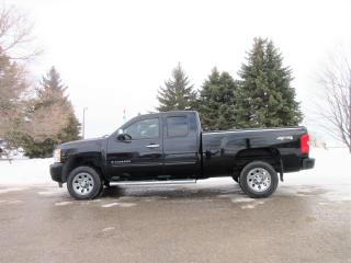 Used 2011 Chevrolet Silverado 1500 LS V8 4WD for sale in Thornton, ON