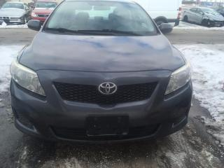 Used 2010 Toyota Corolla CE for sale in Mississauga, ON