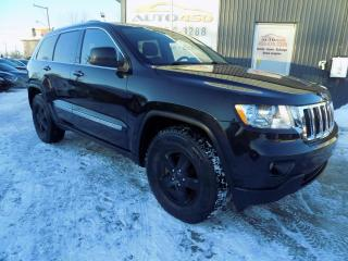 Used 2011 Jeep Grand Cherokee ***LAREDO,NAV,4X4,BLUETOOTH*** for sale in Longueuil, QC