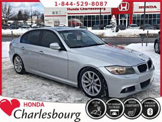 Used 2009 BMW 3 Series 323i **Manuel** GPS++CUIR+TOIT OUVRANT** for sale in Charlesbourg, QC