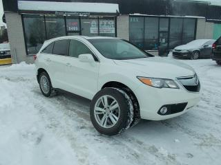 Used 2013 Acura RDX AWD ** PNEUS D'ÉTÉ ET PNEUS D'HIVER ** for sale in St-Hubert, QC