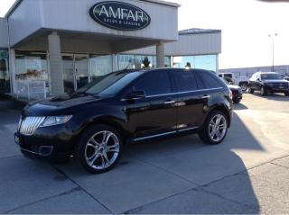 Used 2013 Lincoln MKX NAV / PANO ROOF / NO PAYMENTS FOR 6 MONTHS !! for sale in Tilbury, ON