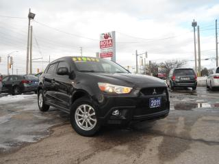 Used 2011 Mitsubishi RVR AUTO NO ACCIDENT B-TOOTH NEW TIRE+BRAKE FACTORY WA for sale in Oakville, ON