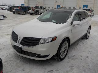 Used 2013 Lincoln MKT for sale in Innisfil, ON