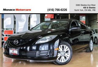 Used 2010 Mazda MAZDA6 GS  - CERTIFIED|ALLOYS|AC for sale in North York, ON