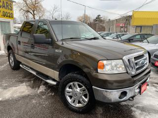 Used 2008 Ford F-150 XLT/ AUTO/ 4x4/ CREW CAB/ FOG LIGHTS/ LOADED! for sale in Scarborough, ON