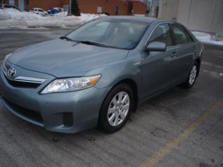 Used 2010 Toyota Camry HBRID,GAS SAVER,AUTO for sale in Mississauga, ON