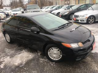 Used 2008 Honda Civic DX-G/ AUTO/ POWER GROUP/ ALLOYS/ LIKE NEW! for sale in Scarborough, ON