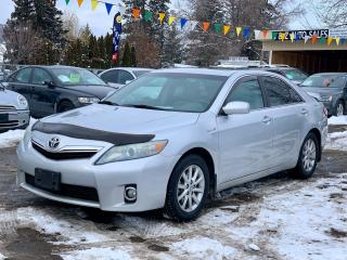 Used 2010 Toyota Camry HYBRID LIMITED for sale in Kelowna, BC