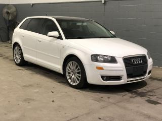 Used 2007 Audi A3 2.0T for sale in Brampton, ON