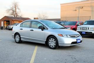 Used 2006 Honda Civic DX-G for sale in Brampton, ON