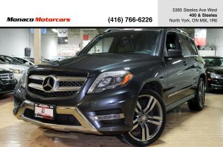 Used 2015 Mercedes-Benz GLK-Class GLK250 BlueTec - BLINDSPOT|BACKUP|NAVI|PANO for sale in North York, ON