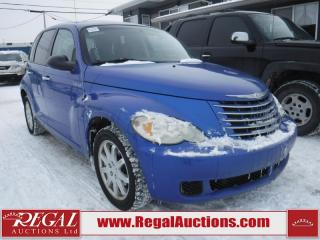 Used 2006 Chrysler PT Cruiser 4D Hatchback for sale in Calgary, AB