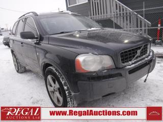 Used 2003 Volvo XC90 4D Utility 4WD for sale in Calgary, AB