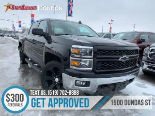 Used 2015 Chevrolet Silverado 1500 LT | 4X4 | NAV | CAM | BLACK RIMS for sale in London, ON