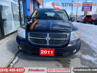 Used 2011 Dodge Caliber for sale in London, ON