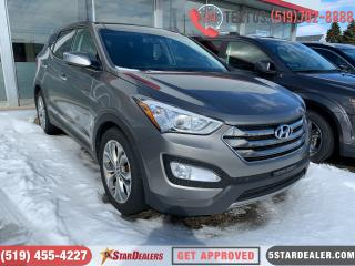 Used 2013 Hyundai Santa Fe Sport 2.0T Limited | AWD | NAV | LEATHER | PANO ROOF for sale in London, ON
