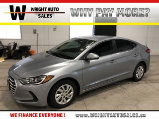 Used 2017 Hyundai Elantra L|KEYLESS ENTRY|LOW MILEAGE|16,848 KM for sale in Cambridge, ON
