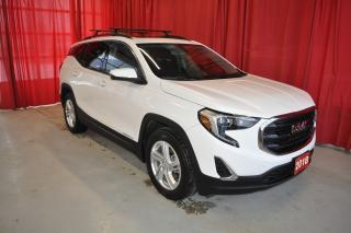 Used 2018 GMC Terrain SLE | FWD | Nav | Roof for sale in Listowel, ON