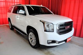 Used 2018 GMC Yukon XL SLT | Nav | Sunroof | DVDs | 8 Passenger for sale in Listowel, ON
