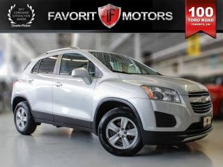 Used 2016 Chevrolet Trax ALLOYS | AWD | BACKUP CAMERA for sale in North York, ON
