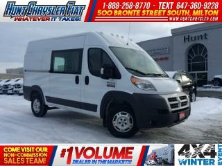 Used 2014 RAM 1500 ProMaster PROMASTER 1500 | HIGH ROOF | 3 SEATS | LOW KMS & M for sale in Milton, ON