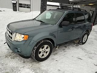 Used 2010 Ford Escape XLT for sale in Bracebridge, ON