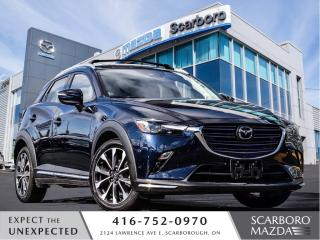 Used 2019 Mazda CX-3 GT|AWD|ROOF RACK|NAVI|LEATHER for sale in Scarborough, ON