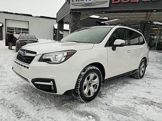 Used 2017 Subaru Forester 2.5i Touring with Starlink for sale in Bracebridge, ON