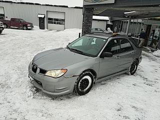 Used 2007 Subaru Impreza 2.5 i for sale in Bracebridge, ON