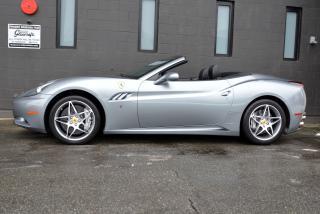 Used 2010 Ferrari California Convertible for sale in Vancouver, BC
