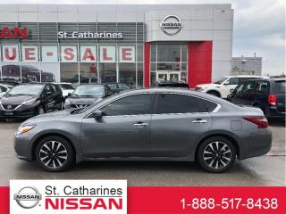 Used 2018 Nissan Altima Sedan 2.5 SV DEMO for sale in St. Catharines, ON