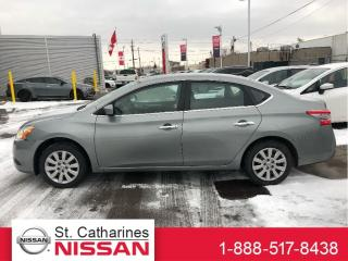 Used 2014 Nissan Sentra 1.8 S CVT for sale in St. Catharines, ON