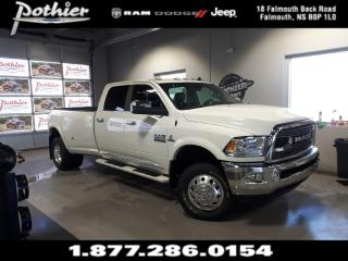 Used 2018 RAM 3500 Longhorn | DIESEL | LEATHER | REAR CAMERA | for sale in Falmouth, NS