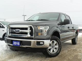 Used 2016 Ford F-150 XLT 5.0L V8 BLUETOOTH for sale in Midland, ON