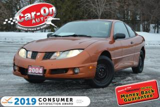 Used 2004 Pontiac Sunfire SV AUTOMATIC SUNROOF A/C for sale in Ottawa, ON