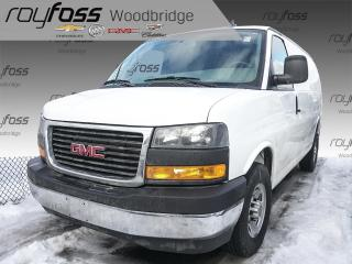 Used 2018 GMC Savana 2500 Work Van for sale in Woodbridge, ON