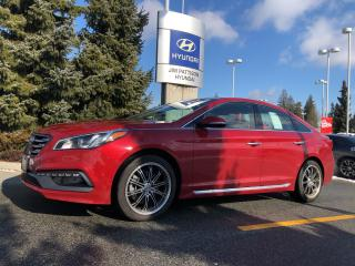 Used 2017 Hyundai Sonata 2.0T Sport Ultimate for sale in Surrey, BC
