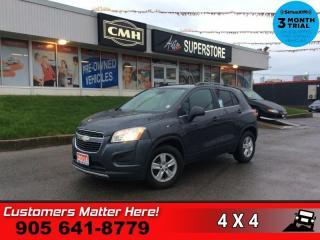 Used 2014 Chevrolet Trax LT w/1LT  AWD BT ALLOYS POWER GROUP for sale in St. Catharines, ON