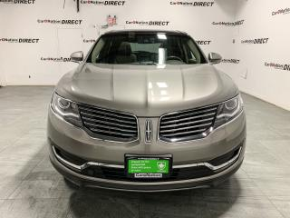 Used 2016 Lincoln MKX Reserve| AWD| PANO ROOF| NAVI| for sale in Burlington, ON