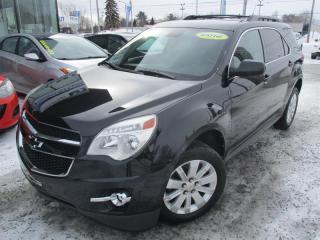 Used 2012 Chevrolet Equinox LT, 1LT, CAMERA DE for sale in Blainville, QC