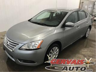 Used 2014 Nissan Sentra S for sale in Trois-Rivières, QC